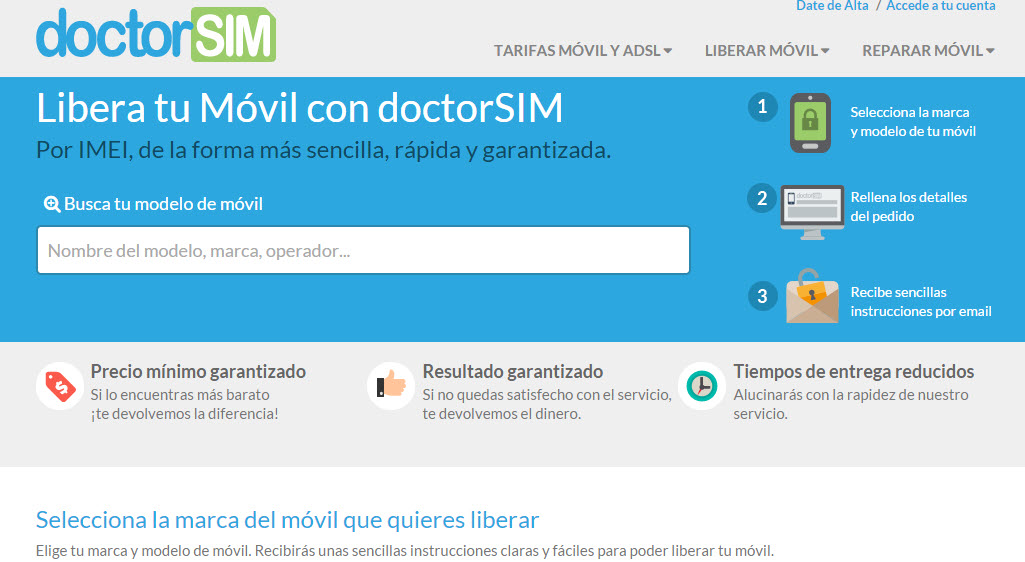 doctosim liberar movil