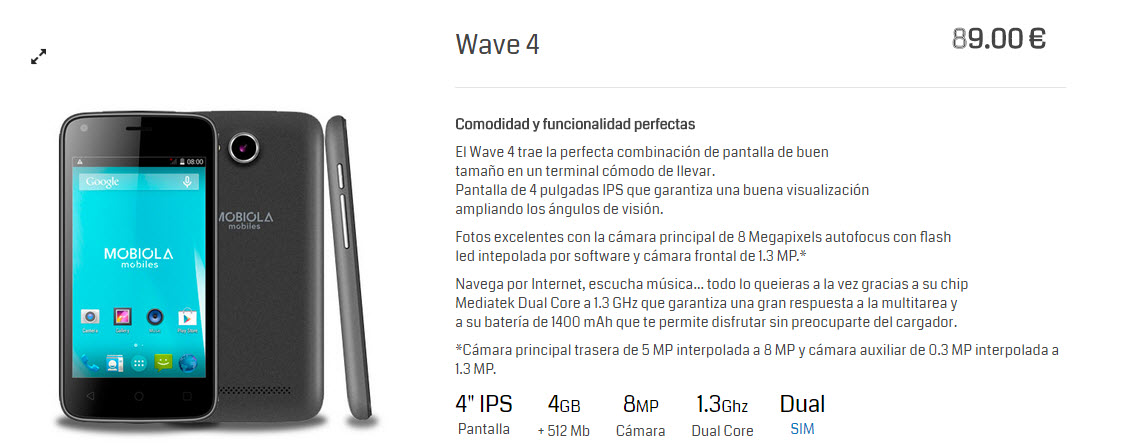 mobiola wave 4
