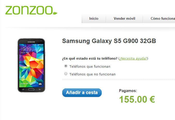 zonzoo samsung galaxy s5