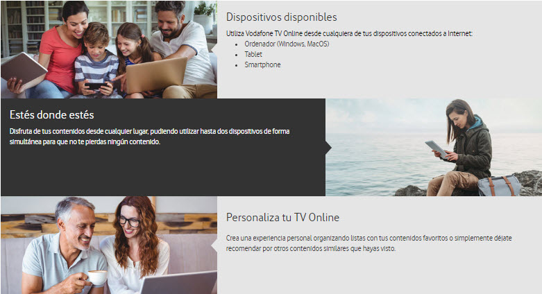 vodafone one tv
