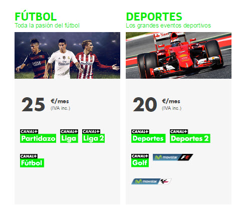 movistar plus futbol deportes