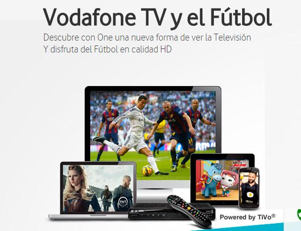 vodafone TV opiniones