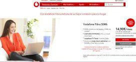Vodafone Fibra: velocidad, cobertura y precios a examen