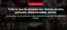 Vodafone One ofrece Netflix gratis en España(durante 6 meses)
