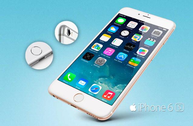 sorteo iphone 6s
