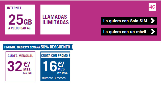 tarifa con mas megas 2017