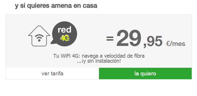 tarifas internet en casa 2017