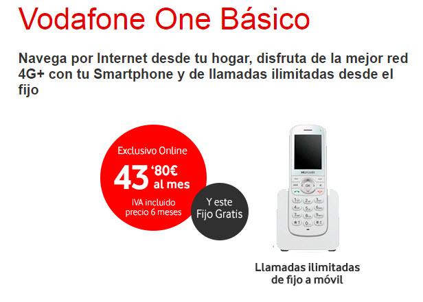 Tarifas de internet en casa 2017 en espa a precios y - Vodafone tarifas internet casa ...