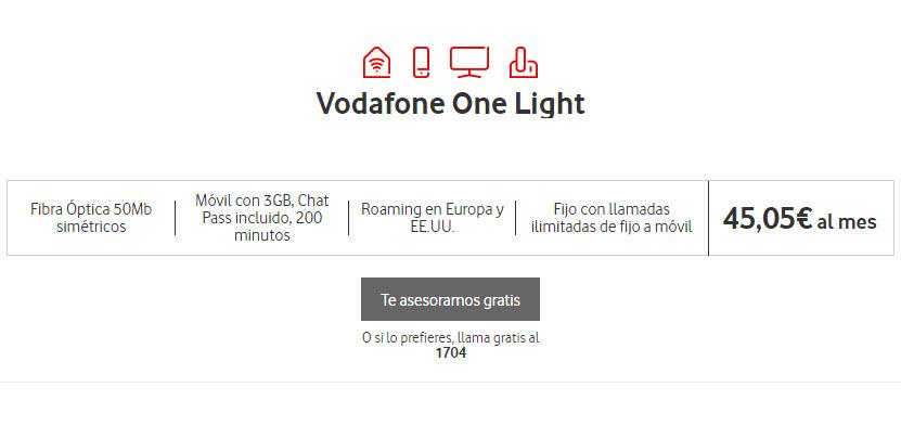 Tarifas de internet en casa 2018 en espa a precios y - Vodafone tarifas internet casa ...