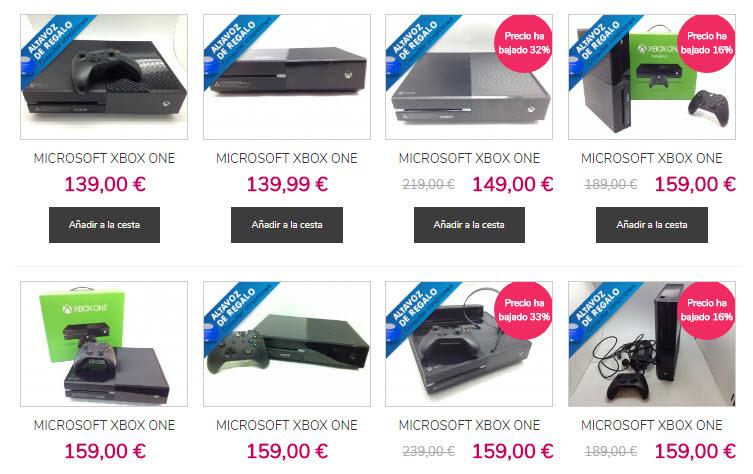 cash converters consolas xbox