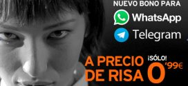 Bono chat Whatsapp y Telegram en Simyo: características a examen
