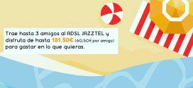 Plan Amigo Jazztel 2017: descuentos, ofertas y promociones disponibles
