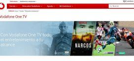 Vodafone One TV: opiniones, precios y promociones con HBO
