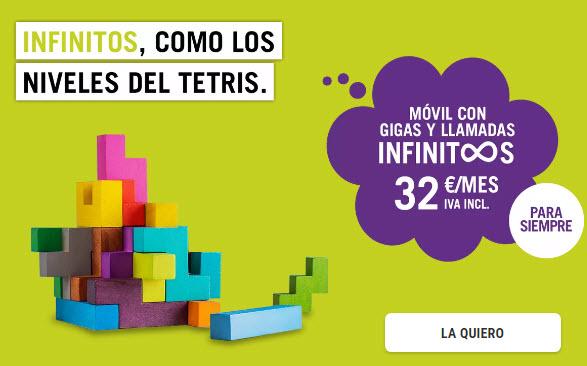 giga más barato en España con velocidad 4G