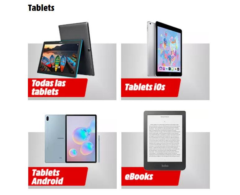 media markt tablets