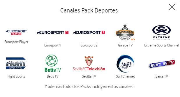 Vodafone TV Deportes